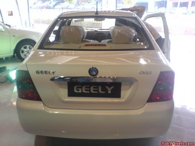 Geely CK 1.3 GT