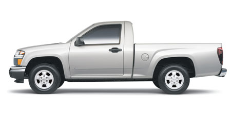 GMC Canyon Regular Cab