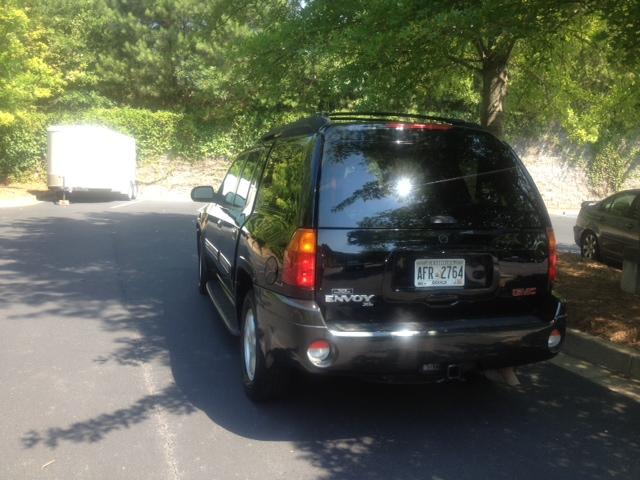 GMC Envoy 4.2 SLT 4WD