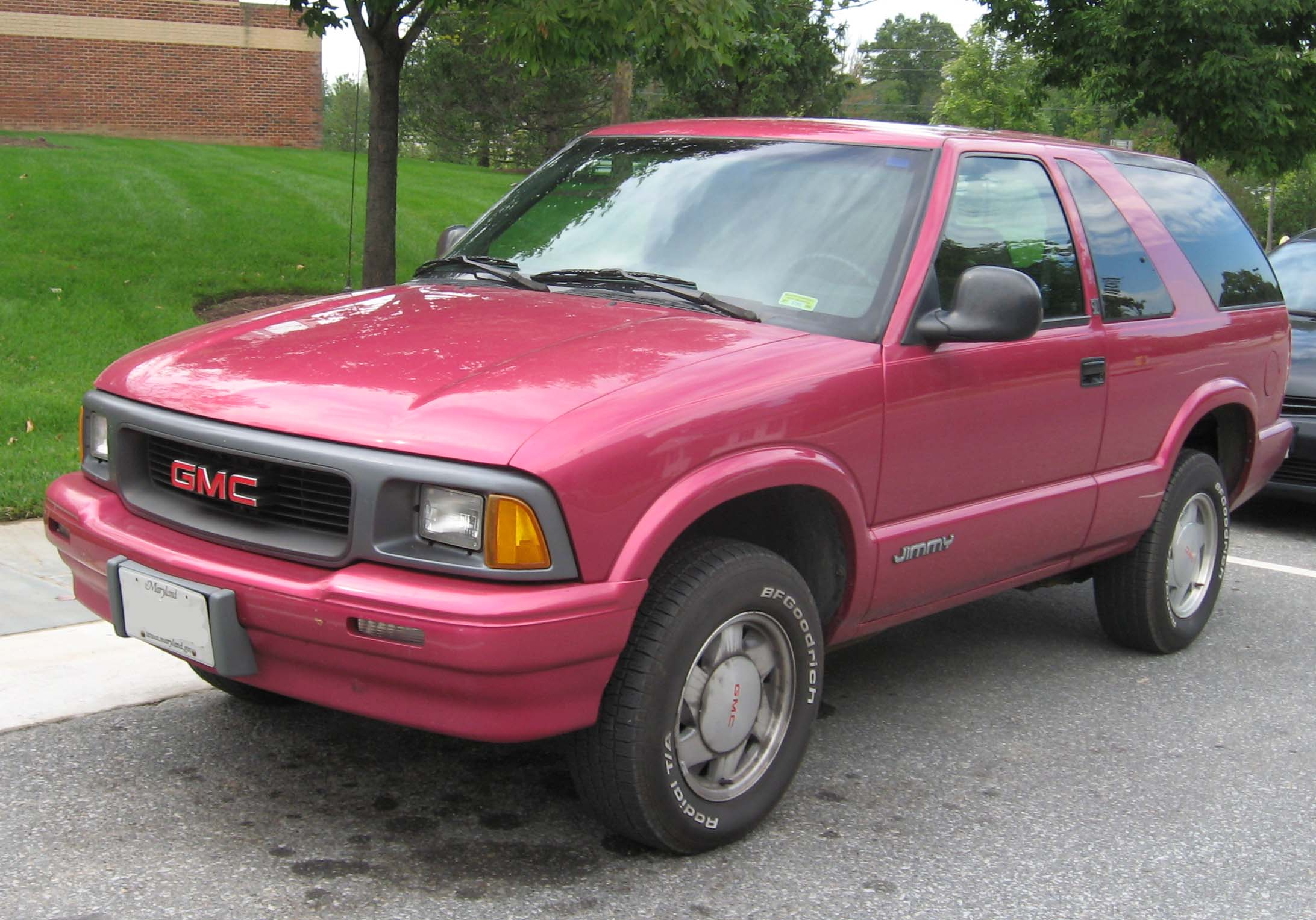 GMC Jimmy