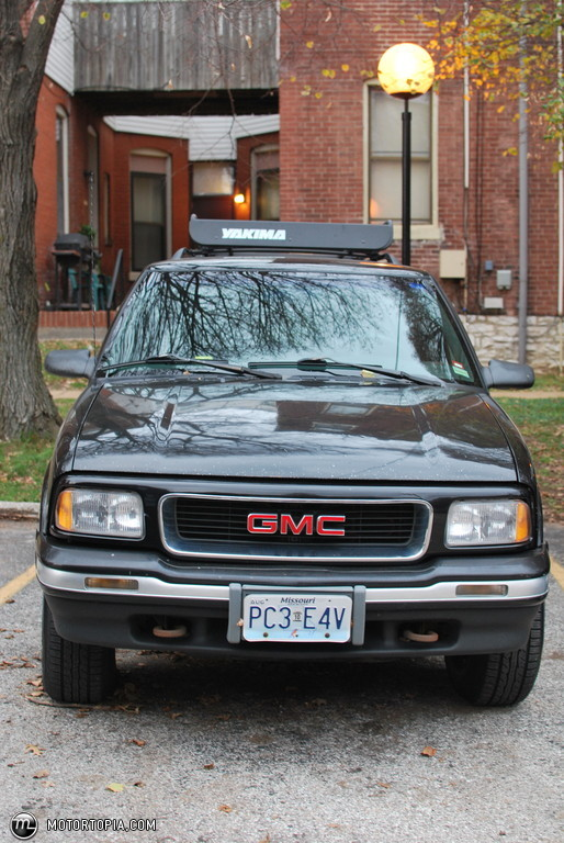 GMC Jimmy SLT