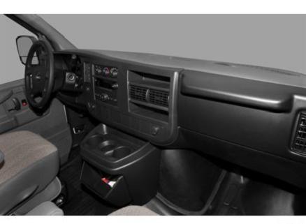 GMC Savana Cargo Van G3500 Diesel