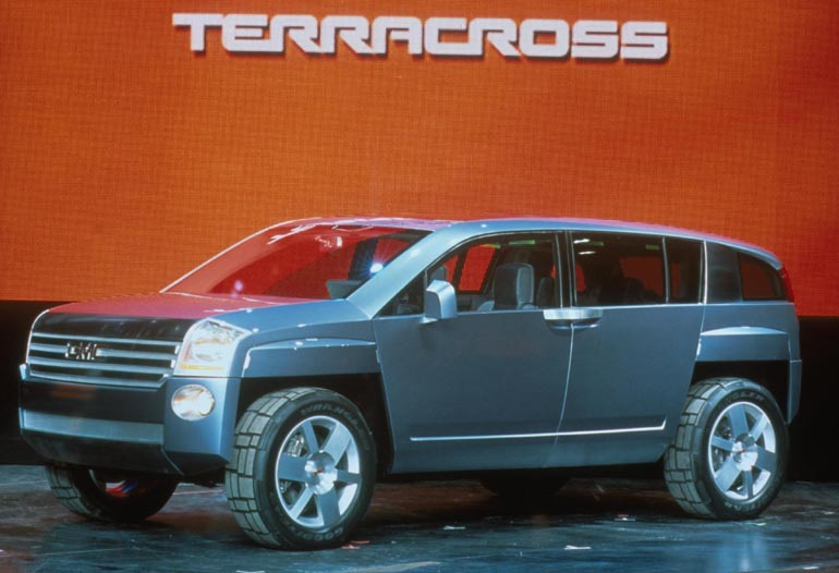 GMC Terracross