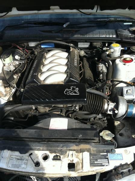 Holden Caprice 5.0 i V8