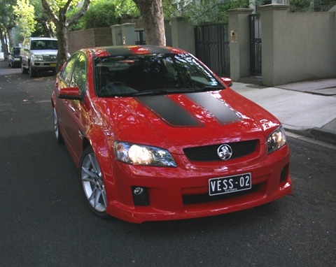Holden Commodore 5.0 i V8 SS MT
