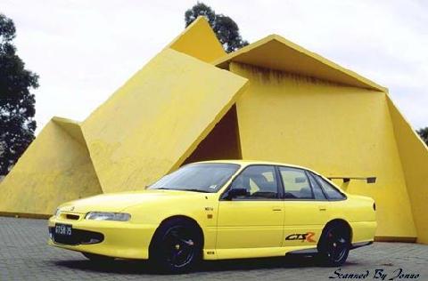 Holden GTS-R