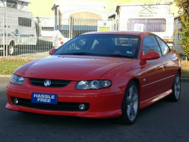 Holden Monaro 5.7 i V8