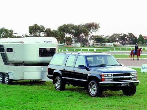 Holden Suburban 5.7 i V8 2500 SL 4WD