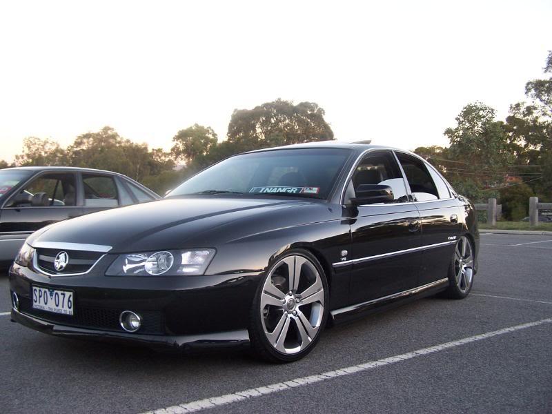 Holden UTE 5.0 i V8 32V VR-6