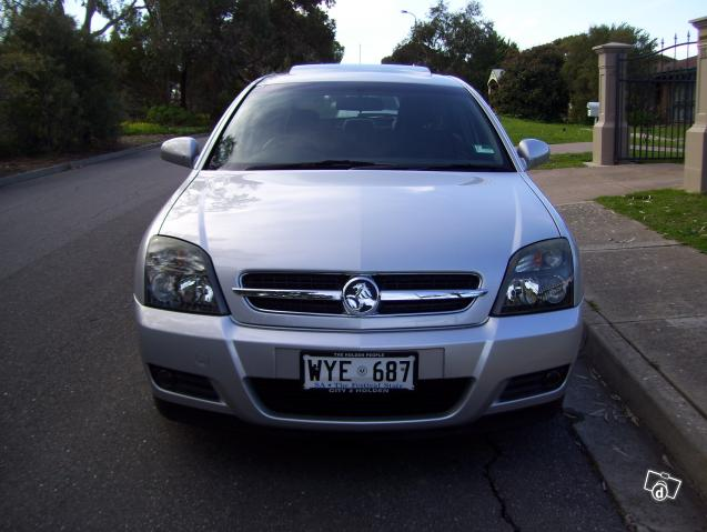 Holden Vectra 3.2
