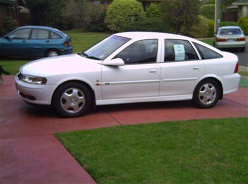 Holden Vectra Hatchback