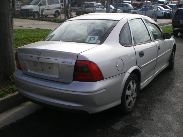 Holden Vectra Sedan