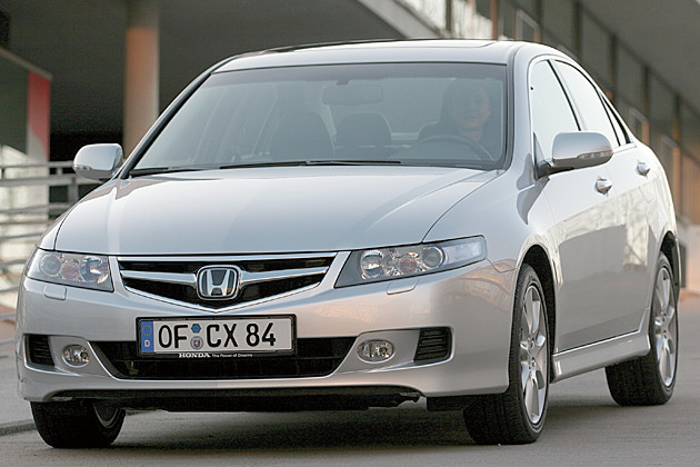 Honda Accord 2.0 Comfort
