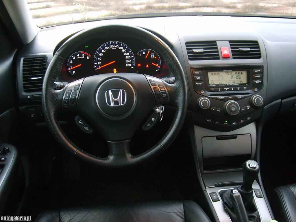 Honda Accord 2.2i-CTDi Exec