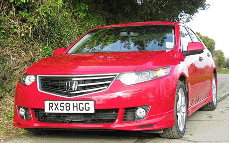 Honda Accord 2.2i-DTEC