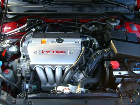 Honda Accord 2.4 Type S