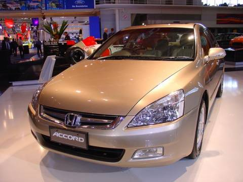 Honda Accord 2.0 Turbo Di