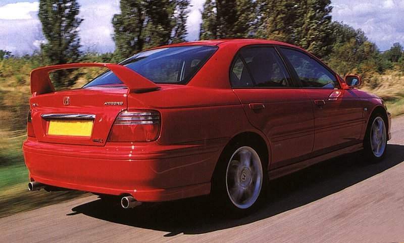 Honda Accord 2.2 Type-R