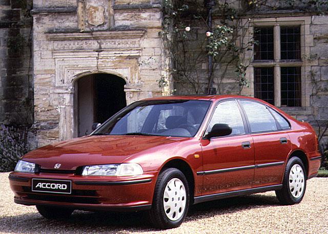 Honda Accord 2.3 i SR