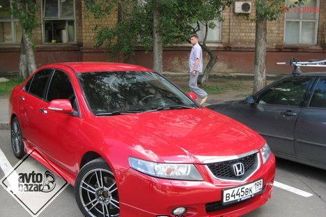 Honda Accord 2.4 i-VTEC 16V Type-R