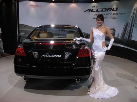 Honda Accord 3.0 Hybrid