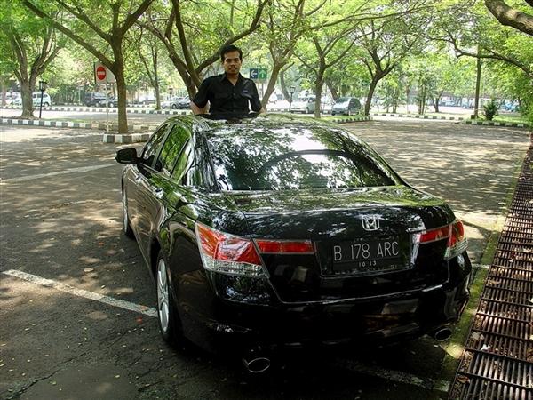 Honda Accord 3.5 AT