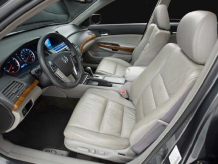 Honda Accord Coupe 2.4 EX