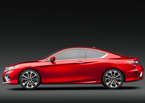 Honda Accord Coupe Automatic
