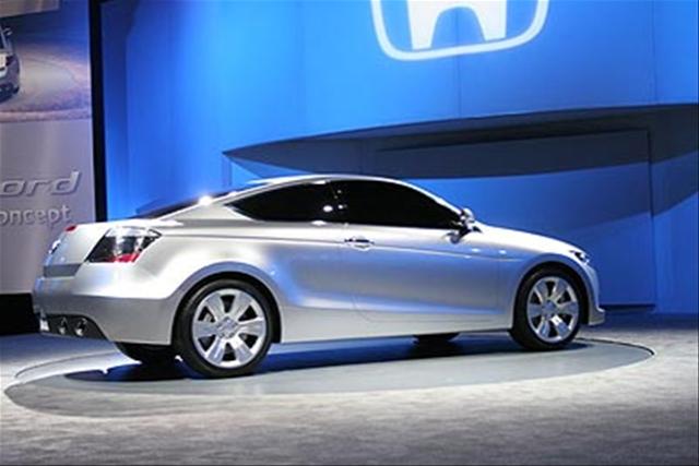 Honda Accord Coupe EX