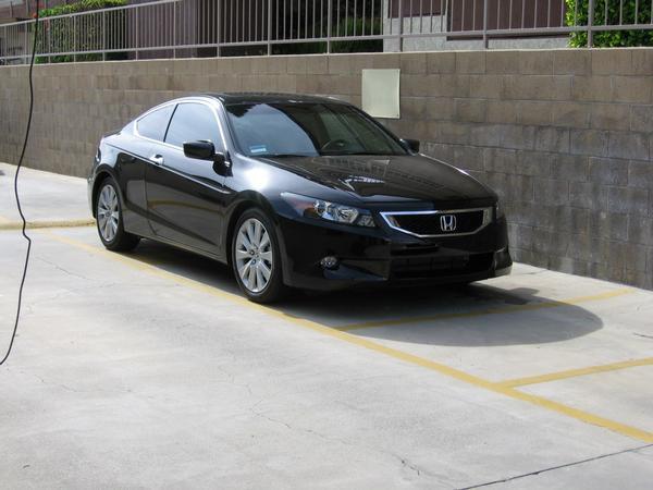 Honda Accord Coupe EX-L V6