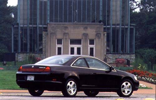 Honda Accord Coupe EX V6