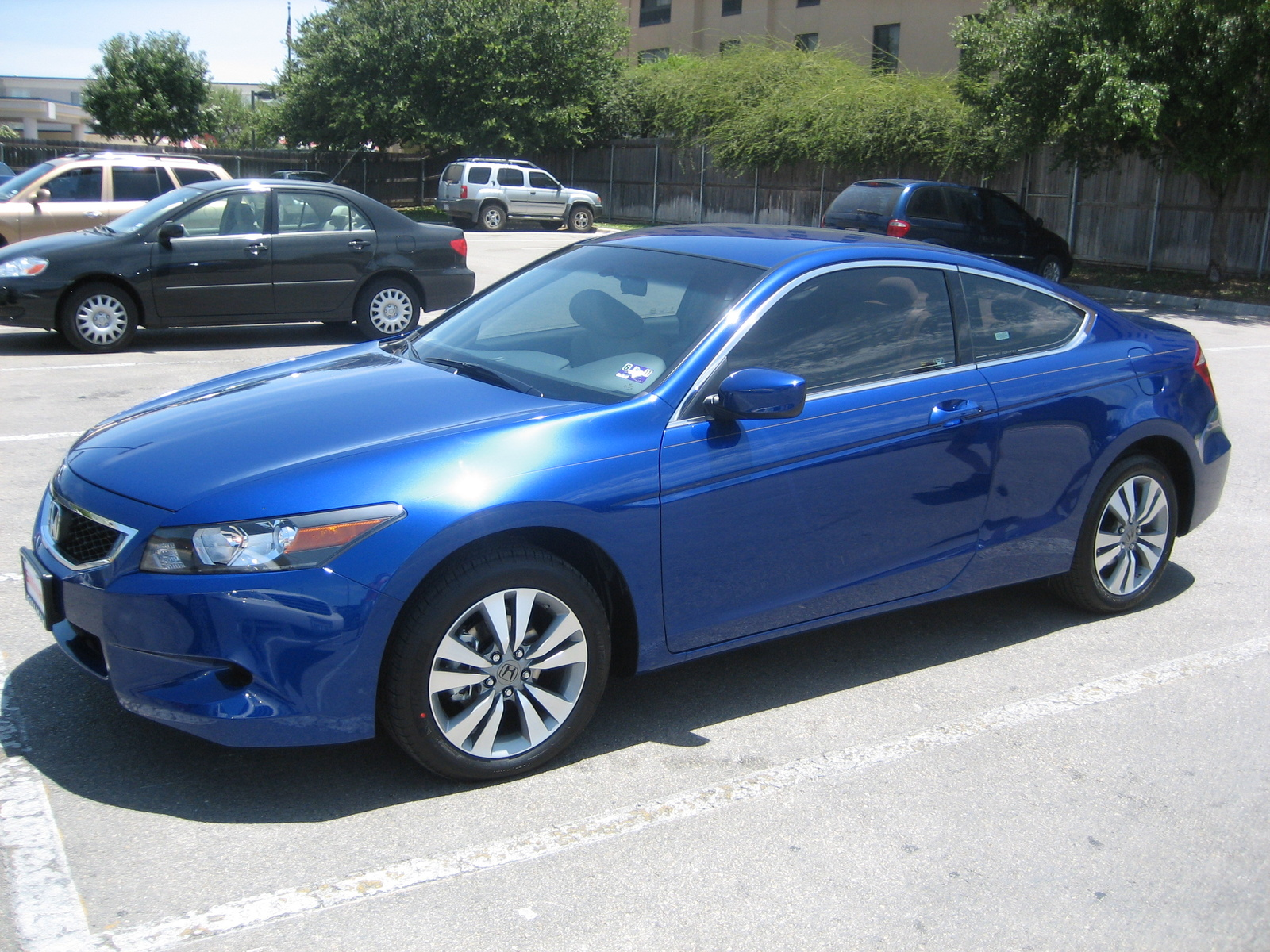 Honda Accord Coupe LX-S