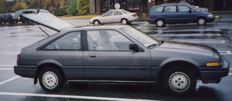 Honda Accord LXi Hatchback