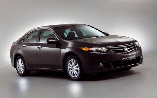 Honda Accord Sedan LX SE