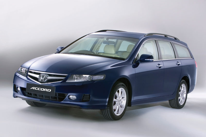 Honda Accord Tourer 2.2i CTDi Sport