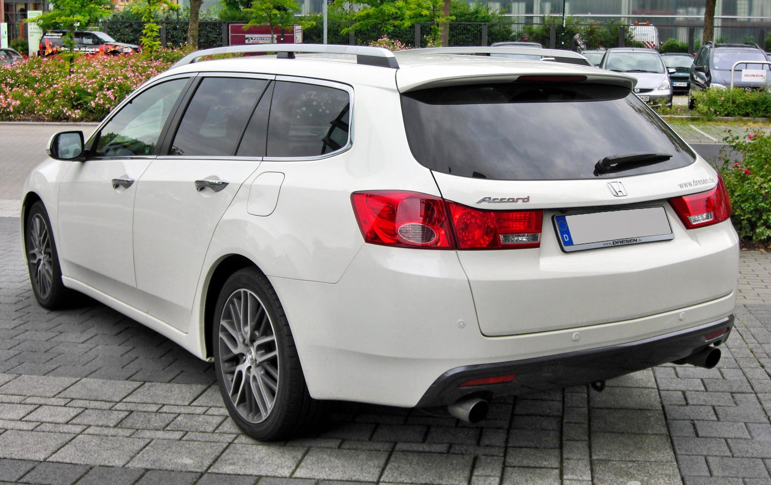 Honda Accord Tourer 2.4 Executive