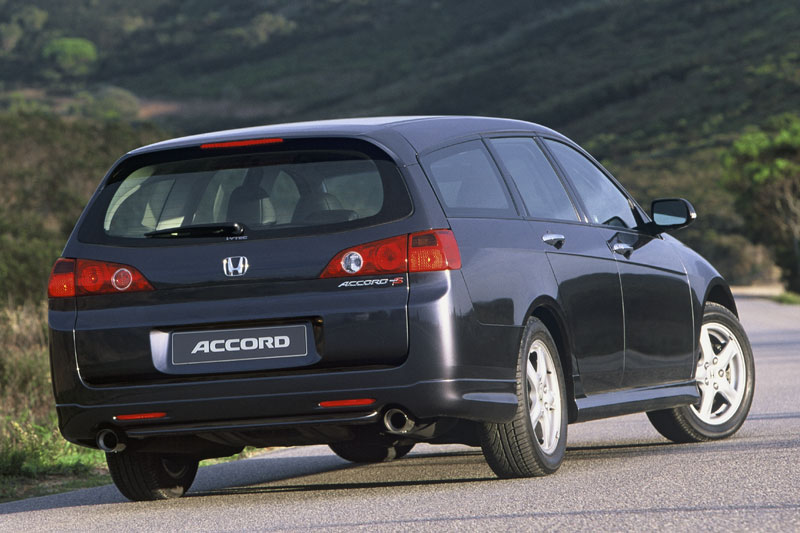 Honda Accord Tourer 2.4 Type S