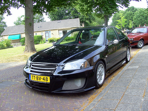 Honda Civic 1.6 Coupe