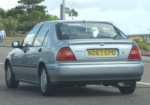 Honda Civic 1.6 LS