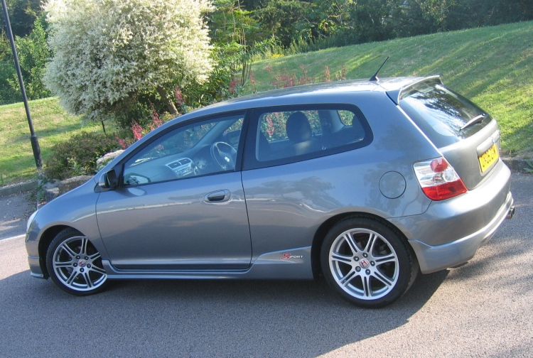 Honda Civic 1.6i ES