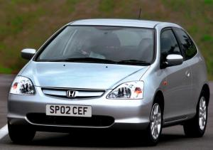 Honda Civic 1.7 CTDi ES