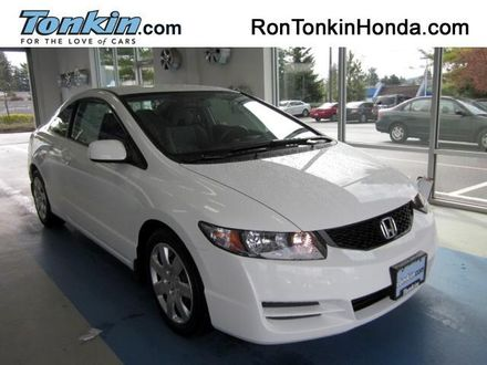 Honda Civic 1.8 Coupe LX Automatic