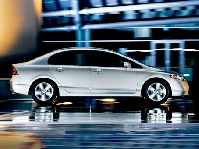Honda Civic 1.8 EXi