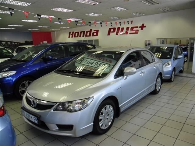 Honda Civic 1.8 EXi Automatic