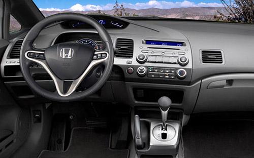 Honda Civic 1.8 GX NGV Automatic