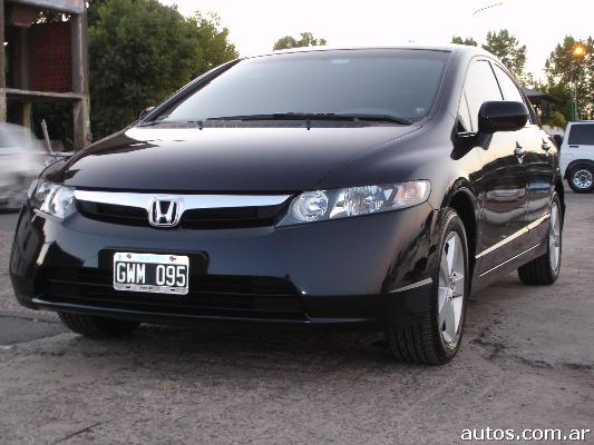 Honda Civic 1.8 LX-S