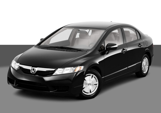 Honda Civic 1.3L I4 AT-PZEV