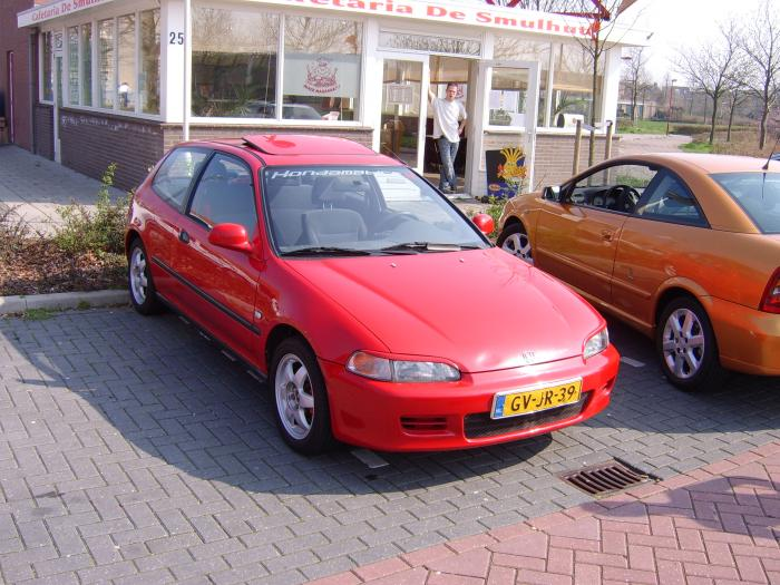 Honda Civic 1.5 16V