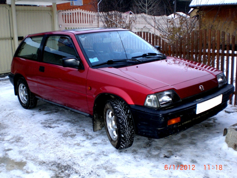 Honda Civic 1.5 GTI