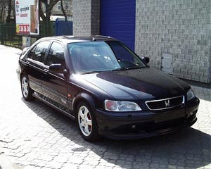 Honda Civic 1.5 i Vtec-E AT